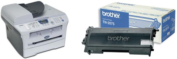 Заправка Brother MFC 7420