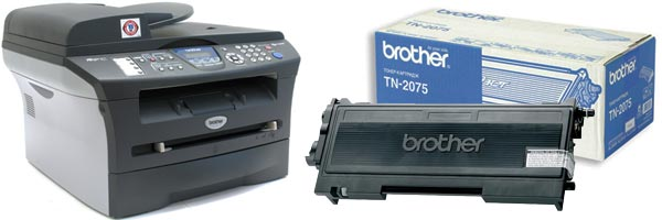 Заправка Brother MFC 7820